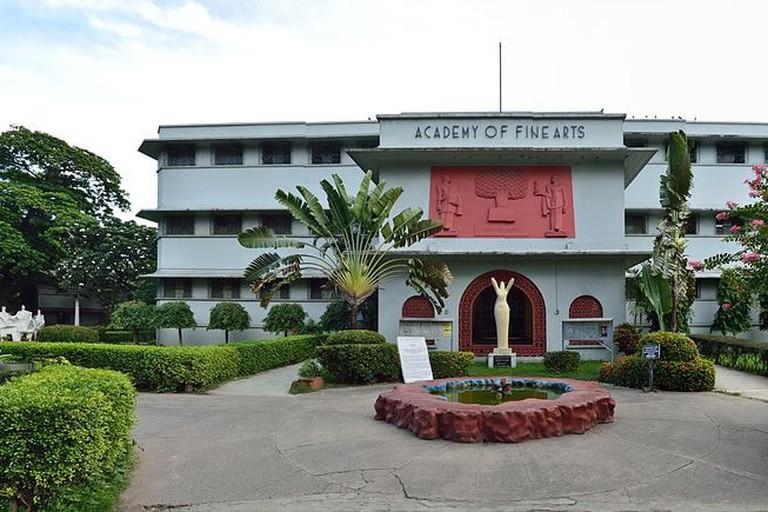 Academy of Fine Arts, Kolkata | © Biswarup Ganguly / WikiCommons