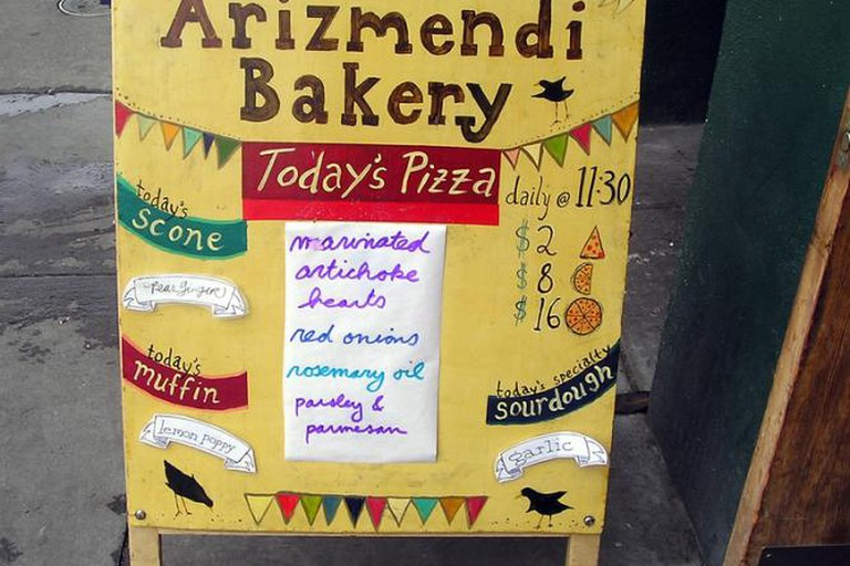Arizmendi's Bakery