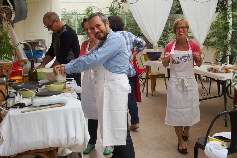 Cooking classes with Provence Gourmet