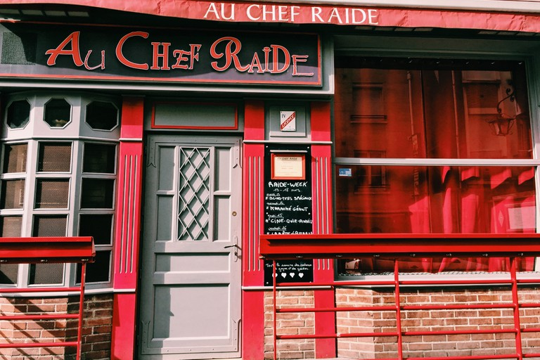 Au Chef Raide