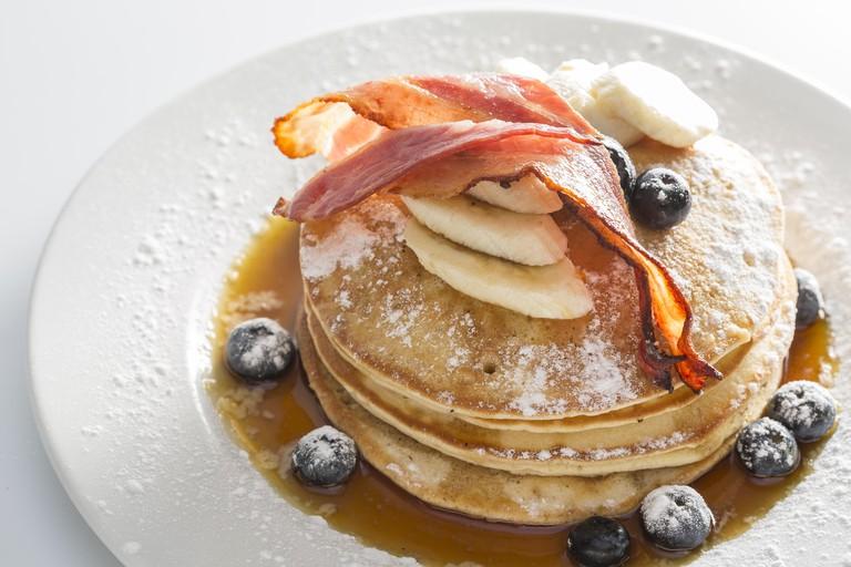 Bakers&Roasters pancakes