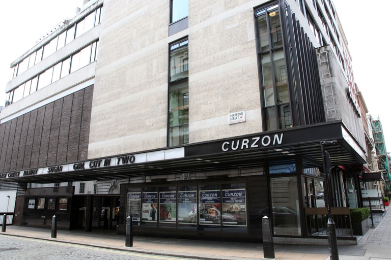 Catch a film at the Curzon Mayfair