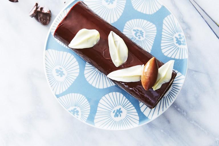 Bien Cuit Chocolate Buche De Noel