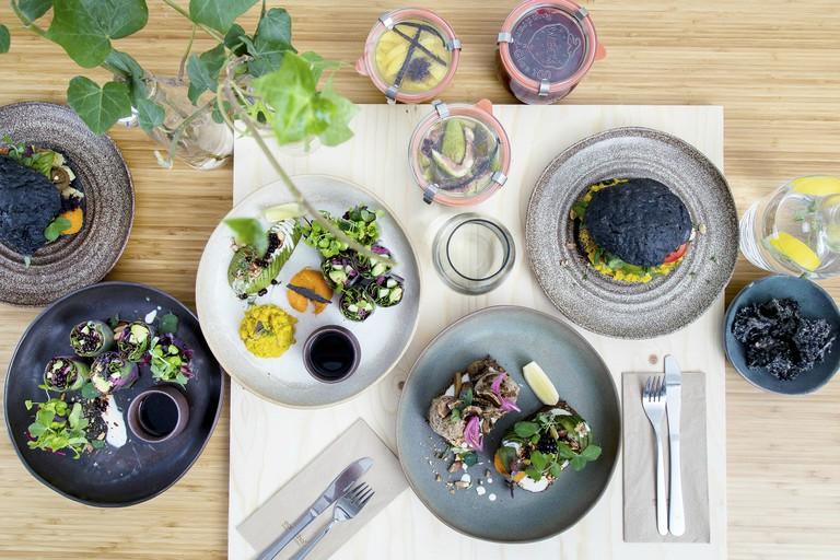 vegan meal plant power food copenhagen