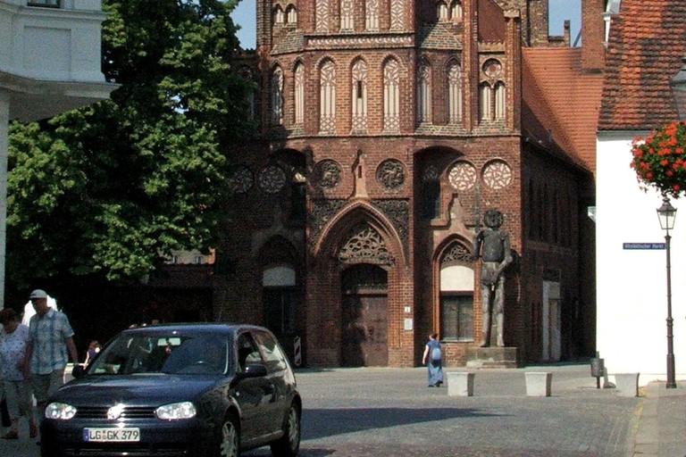 Brandenburg-townhall