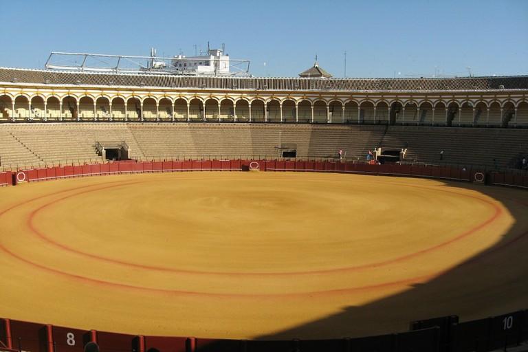 Seville´s historic bullring