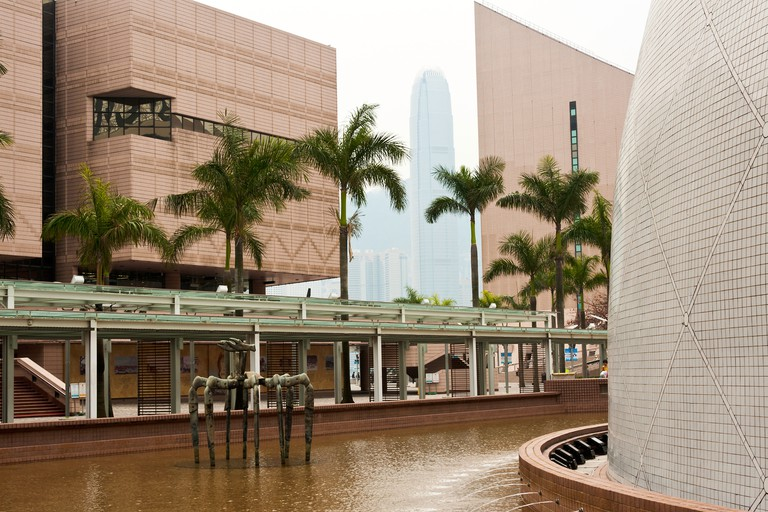 The Museum of Art and Cultural Centre, Kowloon, Hong Kong