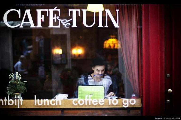 Café de Tuin, Amsterdam