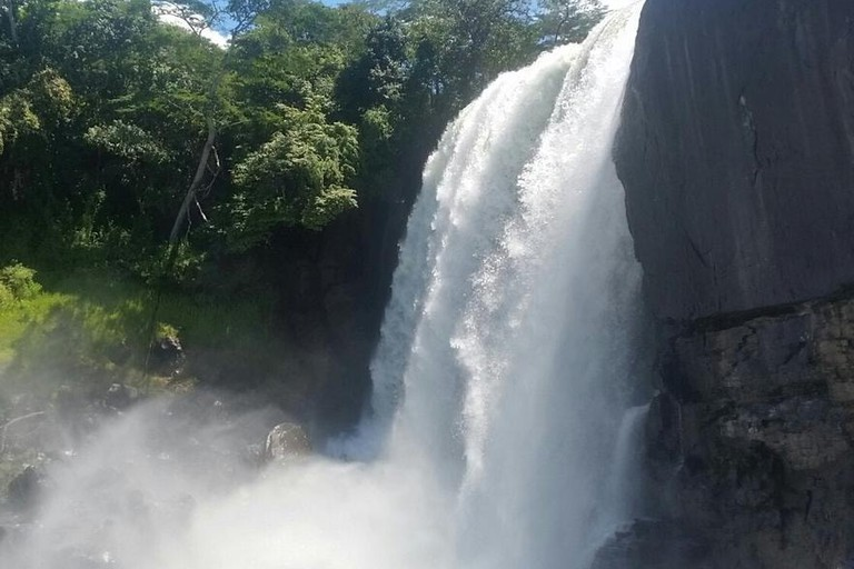 Chishimba Falls in Northern Province