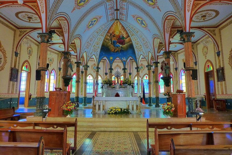 Church in Costa Rica