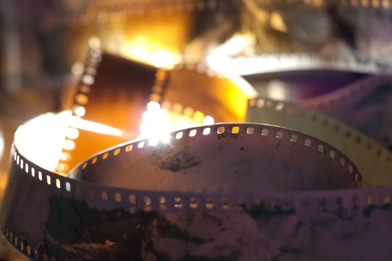 Cinema film © Stefan / Flickr