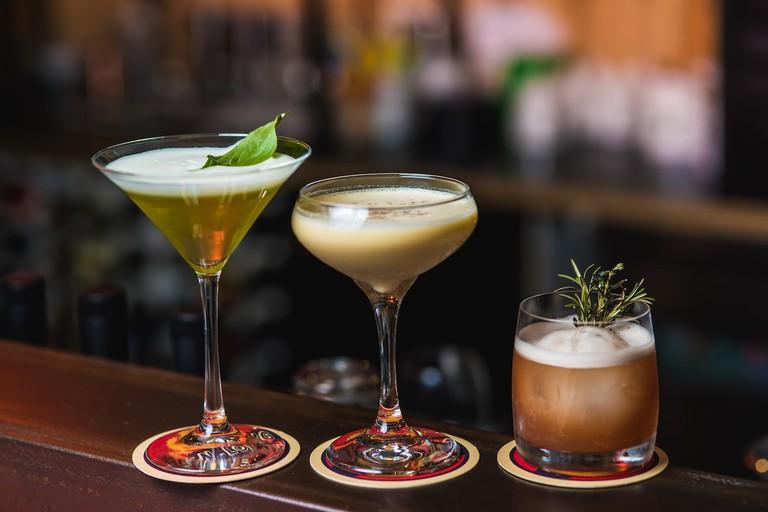 Cocktails at Gin Long Canteen © Gin Long Canteen