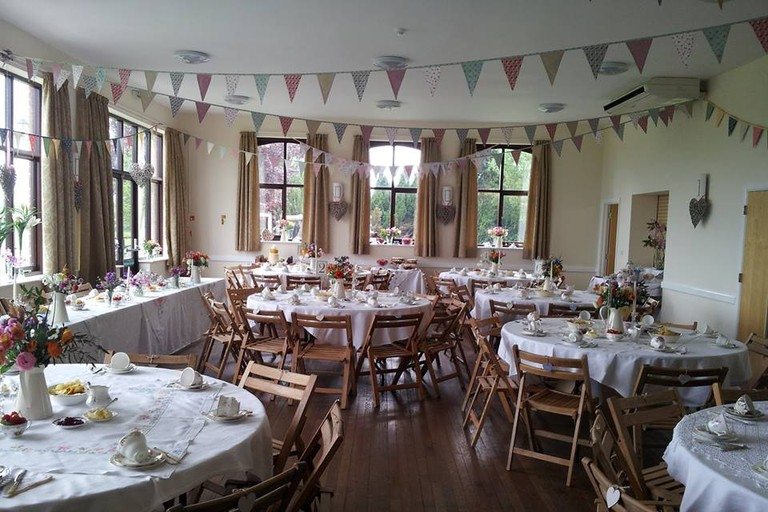 Constance Wallace Tea Rooms, Barnt Green