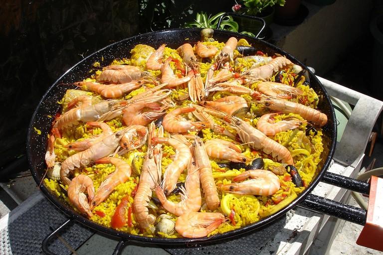 cuisine-paella