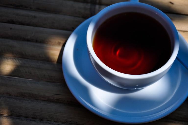 Cup of tea © Praveen/Flickr