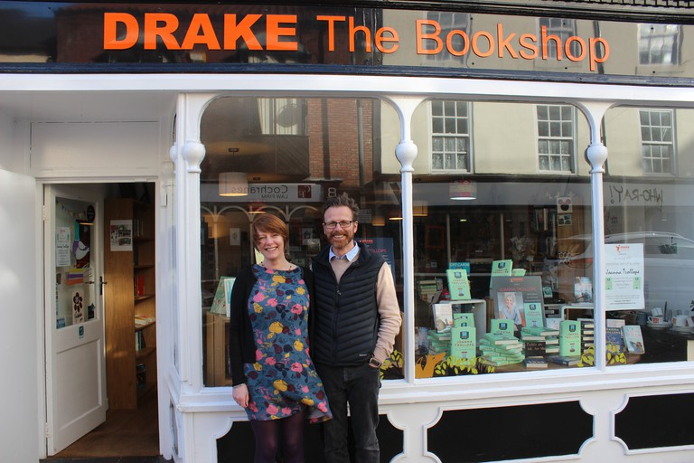 Drake Bookshop 2