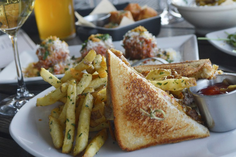 IdleRye's modern American eats are perfect to fill up on when visiting Deep Ellum