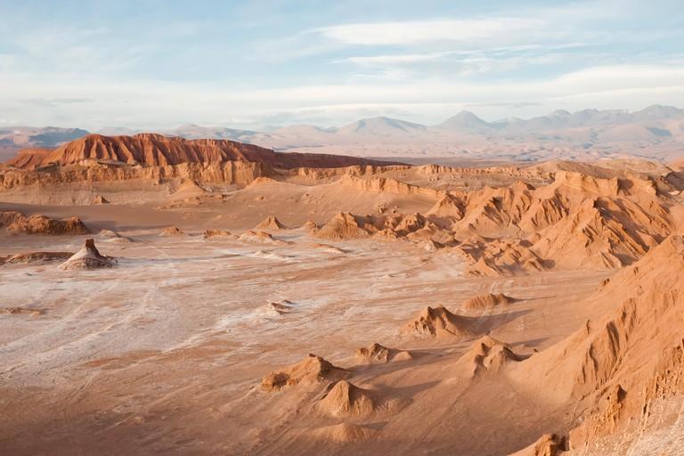 Valley of the Moon - Atacama Desert - Chile
