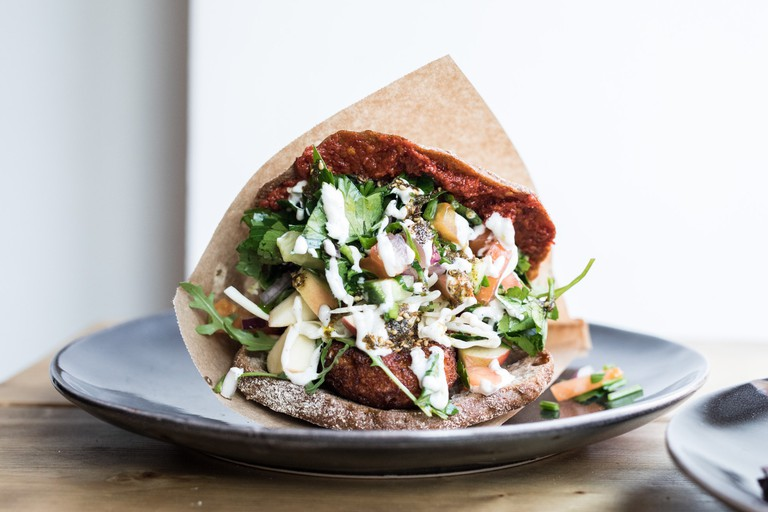 falafel-factory-vegan takeaway copenhagen