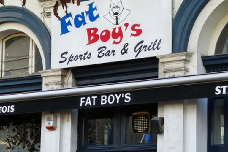 Fat Boy's Sports Bar & Grill