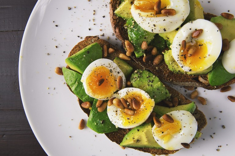 A healthy breakfast CC0 Pixabay
