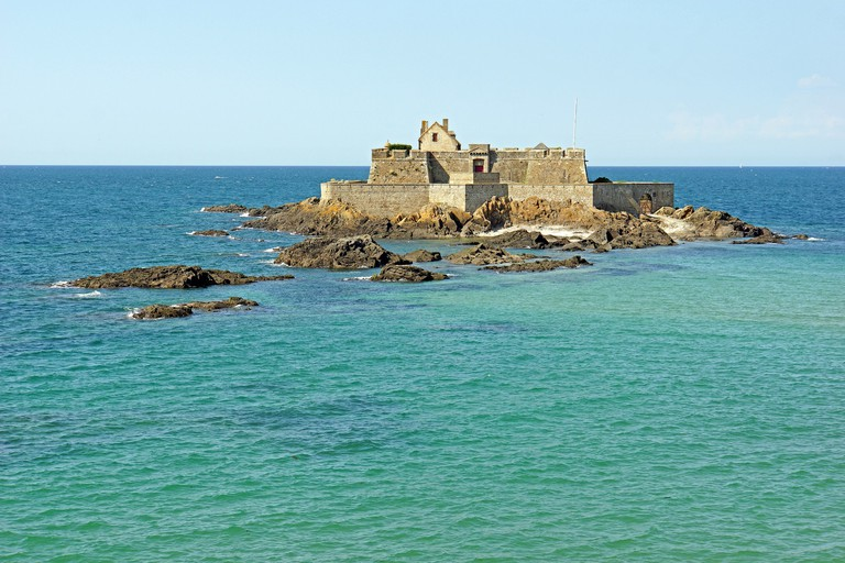 Fort National Brittany