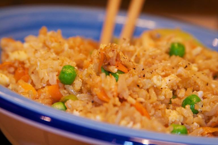 Fried rice © Lloyd Morgan/Flickr