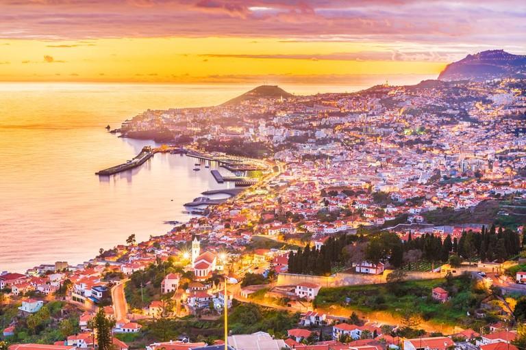 Funchal_ Balate Dorin Shutterstock