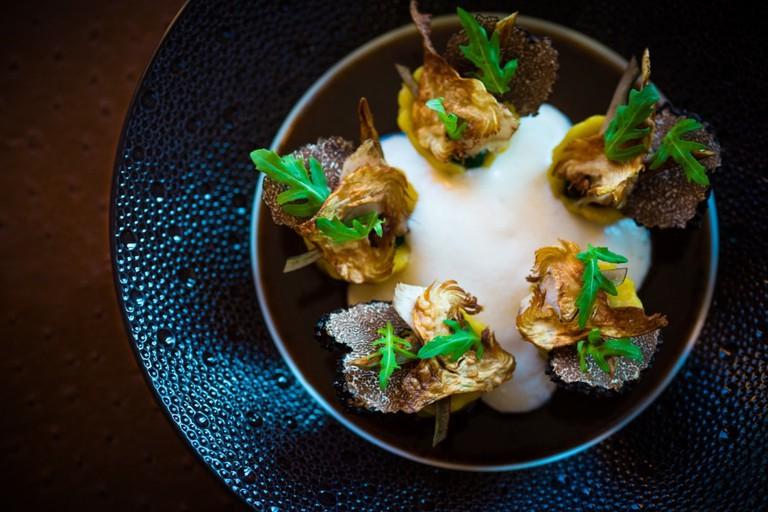 Gastronomy at its finest at Hostellerie de Plaisance