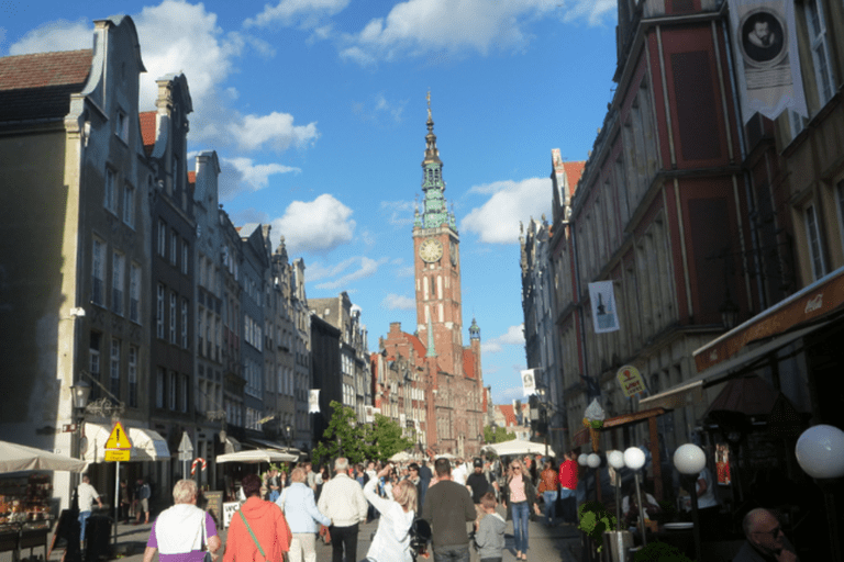 Gdańsk Ratusz