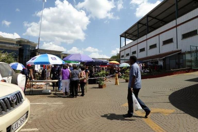 Gigiri Crafts Market