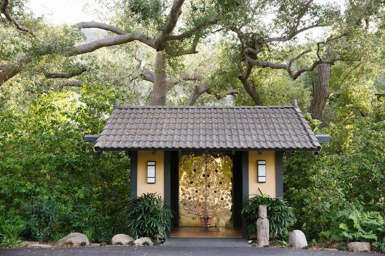 Golden Door in San Marcos.
