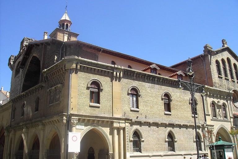 Iglesia de San Nicolás, Pamplona