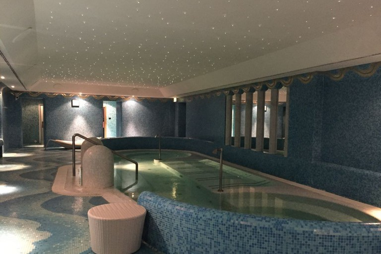 Spa at Hotel de Russie