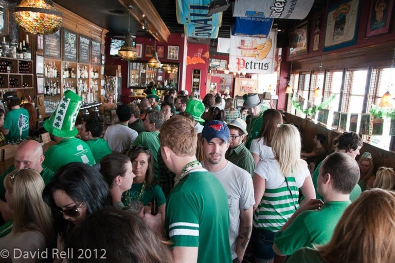 The Libertine Bar on Lower Greenville Avenue, Dallas, TX