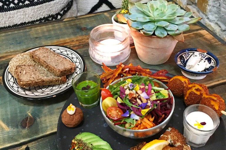 vegan lunch copenhagen