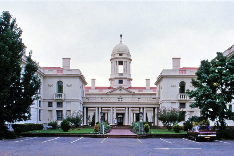 Sir Herbert Baker also designed the Union Buildings in Pretoria