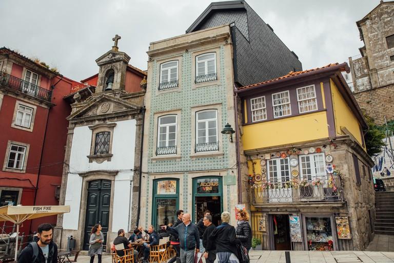 Ribeira-Porto-Portugal