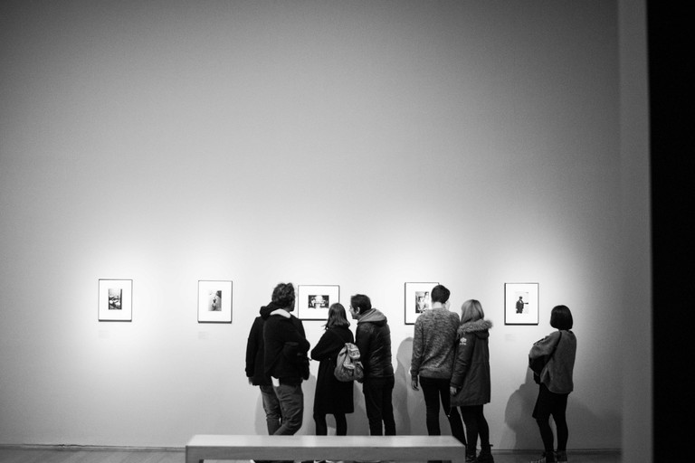 Culture vultures at the MALBA