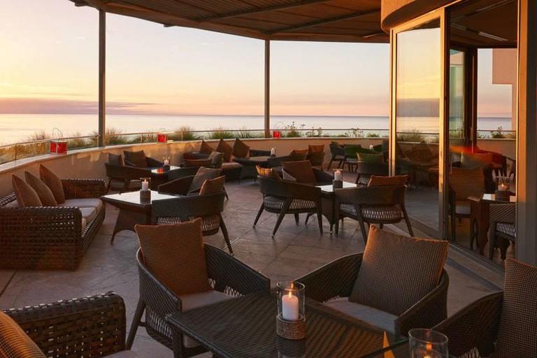 Sunset Lounge Bar at the Jumeirah Port Soller Hotel