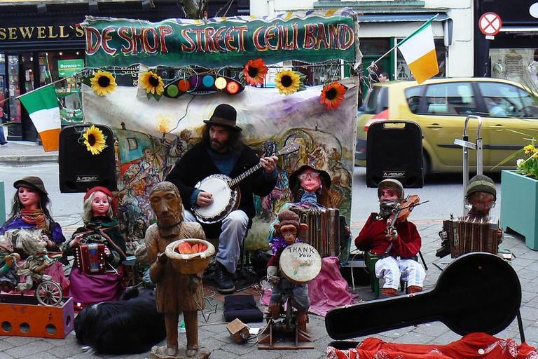 Killarney Market band!
