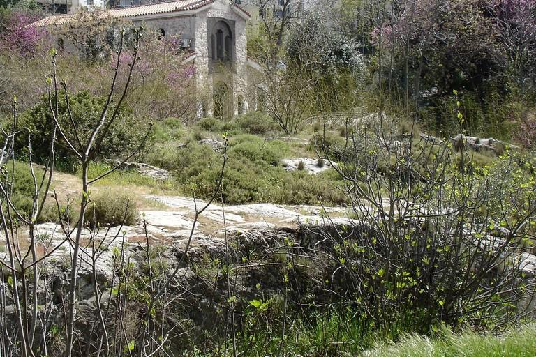 Agia Fotini Ilissos, Athens