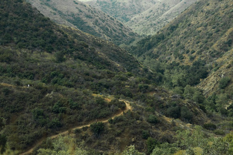 Solstice Canyon Malibu