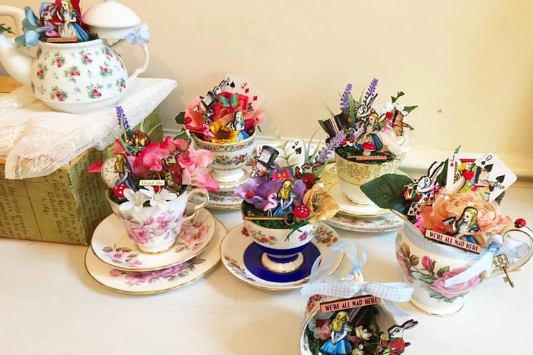 Mad as a Hatter tea room, Birmingham