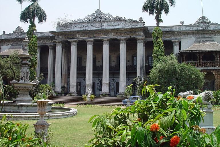 Marble Palace, Kolkata | © Mjanich / WikiCommons