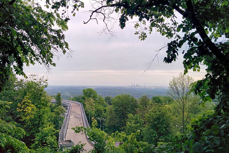 Mariinsky Park view