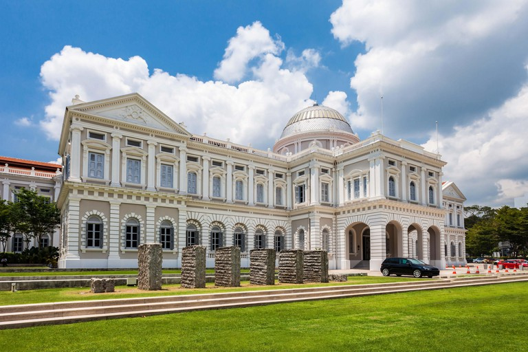 The National Museum of Singapore is the oldest museum in Singapore.