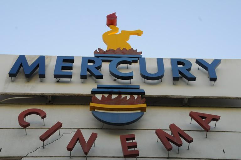 Mercury Cinema logo © The Mercury