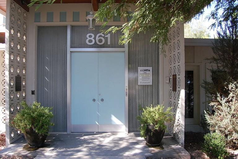 Morelli_House_entrance