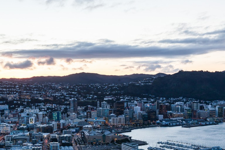 The Most Instagrammable places in Wellington New Zealand